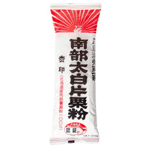 白鳥印 片栗粉(品質保証)